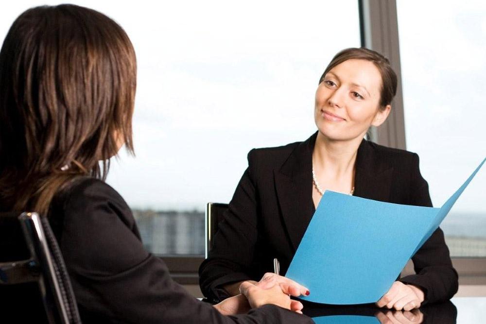 Hvad skal du have på til en jobsamtale