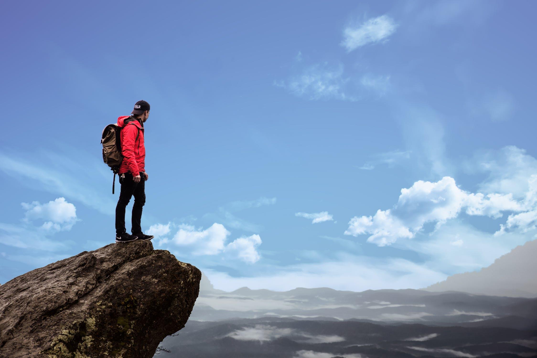 Udfordringen til de modige